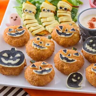 つまみやすいナゲットは子どもに大人気!豆腐ナゲット&豆腐タルタルディップ
