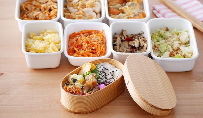 お弁当に。持ち寄りに。使い勝手抜群の「作り置き」レシピ集