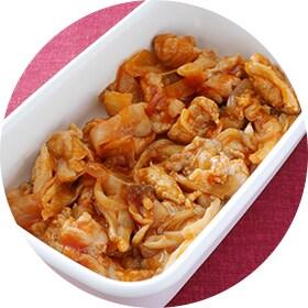 【豚うす切り肉】こってり味でご飯がすすむ!ポークチャップ