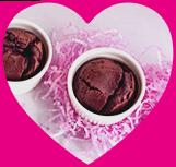 とろーりチョコレートがたまらない!卵1個で作る簡単フォンダンショコラ