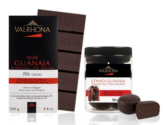 ヴァローナのショコラ