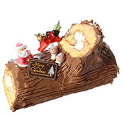 定番ものから、ブッシュドノエル、こだわりデコケーキまで! クリスマスケーキ3選