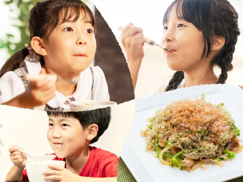 「#かつお節で野菜嫌い克服チャレンジ」とは