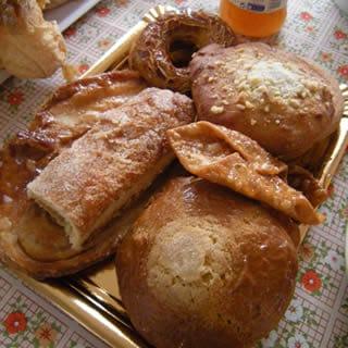 ムルシアの伝統的なお菓子