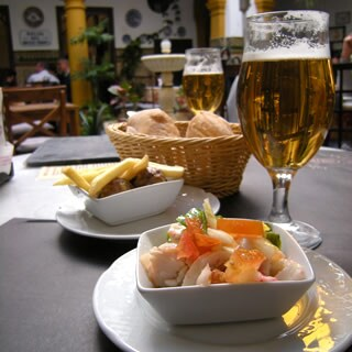 コルドバのレストラン
