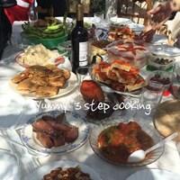 スペイン料理deピクニック