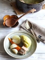 まるごと野菜のポトフ