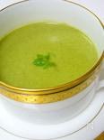 にんじんの葉コリアンダースープ