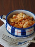 トリッパとひよこ豆のトマト煮込み