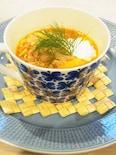 スペルト小麦のトマトスープ