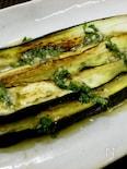 栃木なすのグリルサラダ