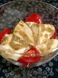 モッツァレラチーズの海苔カクテル