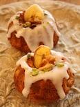 バナナのクグロフケーキ
