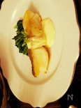 白身魚のポワレ アイヨリソース