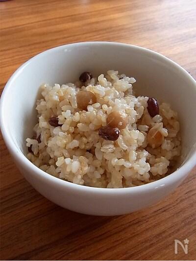 玄米 圧力 鍋