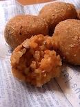 アランチーニ風マクロビ玄米コロッケ