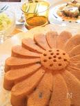 プルーンとヨーグルトのベイクケーキ