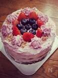糖質オフのケーキ