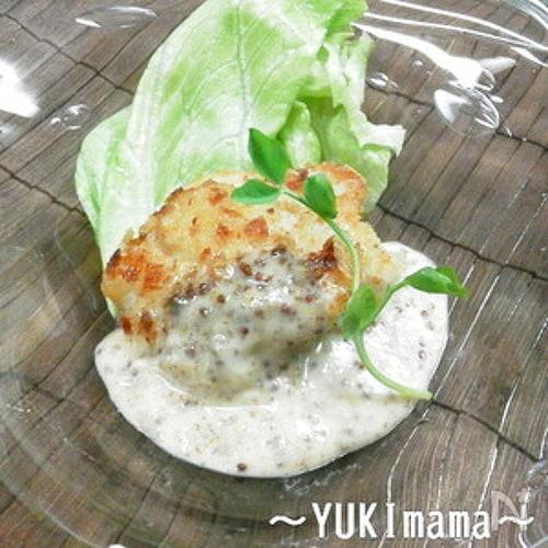 〜マスタードクリームのソース1〜