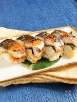 香味焼き鯖寿司