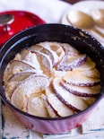 【材料4つ】リンゴケーキ
