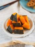 【夏にさっぱり】かぼちゃのオレンジ煮【お弁当・作り置き】