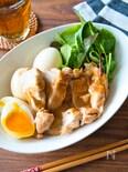 ご飯がすすむ♩チキンの味噌煮