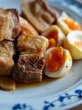 こっくりピリ辛 ご飯にあう「豚の角煮」