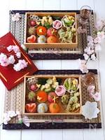 手毬寿司弁当【お花見弁当・春のお弁当】