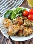 クセになる味♡鶏むね肉でのり塩チーズチキン