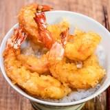 サクッとふんわり「海老天丼」&「天丼タレの作り方」