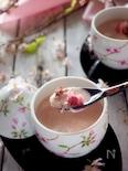 【桜色のピンクは何?】春待ち桜のポタージュスープ