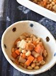 大豆とごぼうのうま煮【冷凍・作り置き】