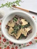 牛肉と筍の炒め物