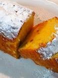 りんごとさつま芋のパウンドケーキ♪