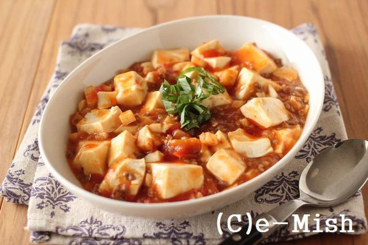 5.洋風麻婆豆腐