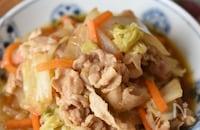 豚バラ白菜のうま煮【作り置き】