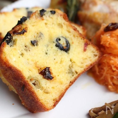 南仏風ケークサレ  Cake Salé