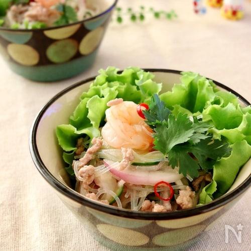 ヤムウンセン*タイ風春雨サラダ