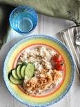 ダイエットにおすすめ!しっとり鶏むね肉の絶品カオマンガイ