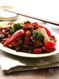 鶏むね肉とキノコの塩麹炒め【#お弁当#冷めても美味しい】
