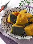 圧力鍋で時短☆かぼちゃの煮物♪調味料が少なくて経済的