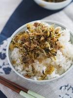 絶品!カリカリ豚と高菜の生ふりかけ【作り置き・簡単・お弁当】