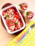 【ヨーロッパのおそうざい】 作り置き用・トマトサラダ