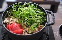 【休日課長のおもてなしレシピvol.5】彼女と食べたいアツアツ鍋