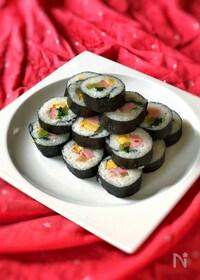 『ついつい食べ過ぎちゃう♡王道キンパ』