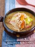食べ過ぎのリセットに♪男子も喜ぶ『ちゃんぽん風おかずスープ』