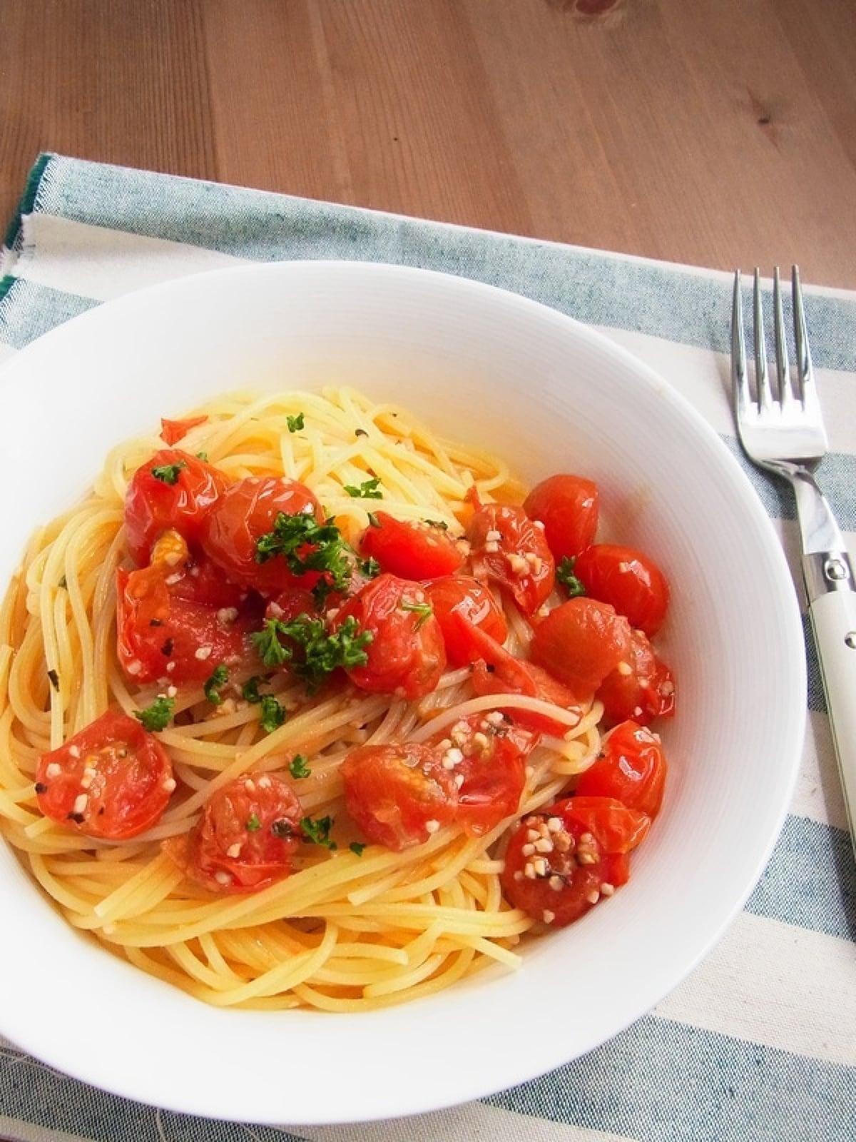 ソース トマト ミニ トマト