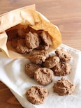プロテインとおからのクッキー