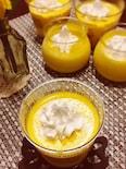 卵ナシ‼焼かないかぼちゃプリン☆